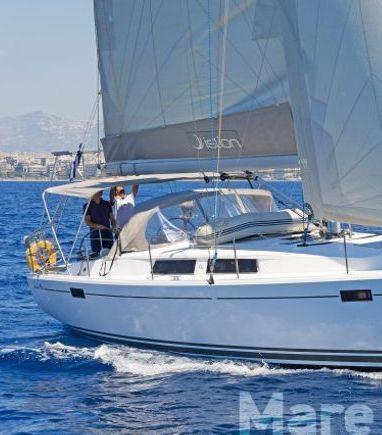 Sailboat Hanse 385 · 2015 (3)