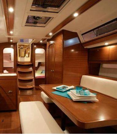 Segelboot Dufour 405 (2010) (3)