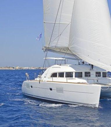 Catamarán Lagoon 380 S2 · 2014 (3)