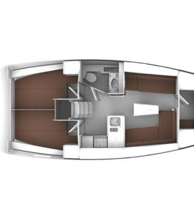 Velero Bavaria Cruiser 37 · 2016 (3)