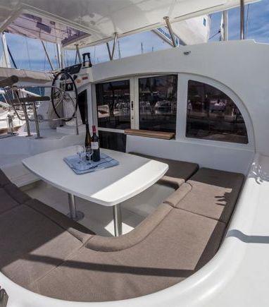 Catamarán Lagoon 380 · 2014 (3)