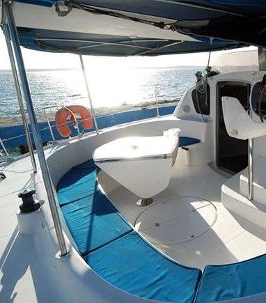 Catamarán Fountaine Pajot Bahia 46 · 2004 (3)