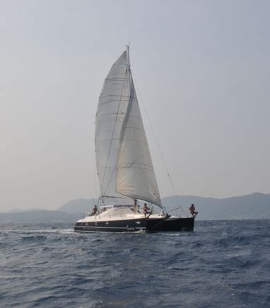 Catamarano Privilege 45 · 1996 (raddobbo 2018) (3)