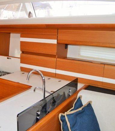 Barca a vela Jeanneau 53 · 2015 (3)