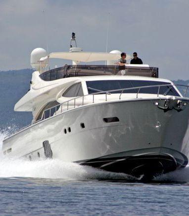 Barco a motor Ferretti 780 · 2007 (3)