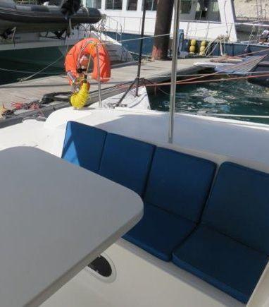 Catamarán Fountaine Pajot Mahe 36 · 2008 (3)