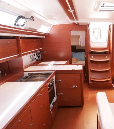 Barca a vela Dufour 445 Grand Large · 2012 (3)