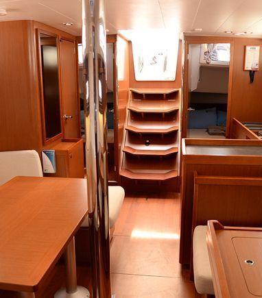 Sailboat Beneteau Oceanis 41 · 2014 (3)