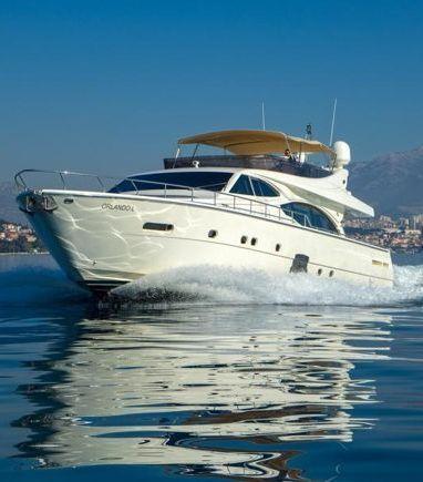 Imbarcazione a motore Ferretti 780 · 2007 (3)