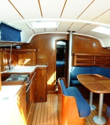Barca a vela Beneteau Oceanis Celebration 411 · 2003 (raddobbo 2016) (3)