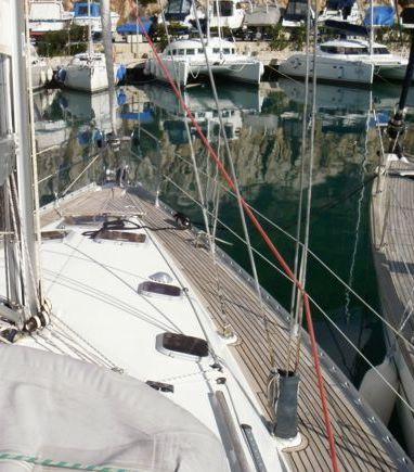 Barca a vela Jeanneau Sun Odyssey 45.2 (2000) (3)
