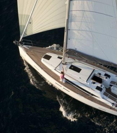 Sailboat Jeanneau Sun Odyssey 409 · 2014 (3)