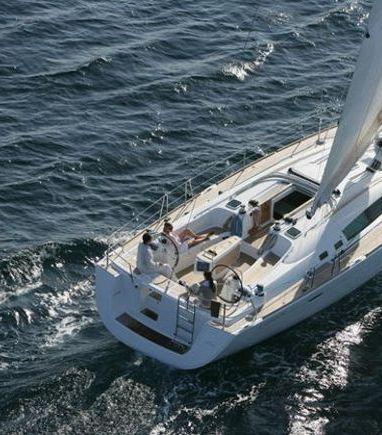 Sailboat Beneteau Oceanis 50 · 2013 (3)