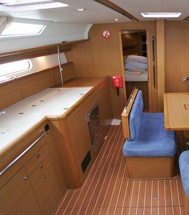 Barca a vela Jeanneau Sun Odyssey 44 i · 2009 (3)