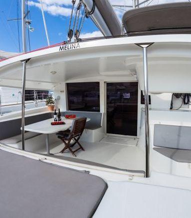 Catamaran Fountaine Pajot Salina 48 · 2008 (refit 2014) (3)