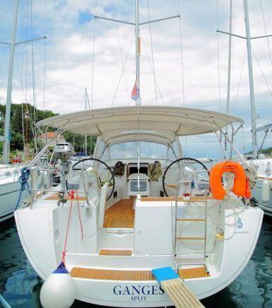 Velero Beneteau Oceanis 50 · 2012 (reacondicionamiento 2019) (3)