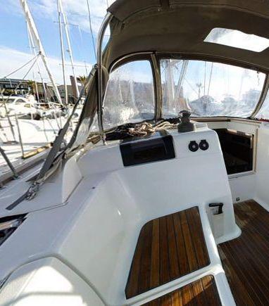 Sailboat Jeanneau Sun Odyssey 43.9 · 2012 (3)