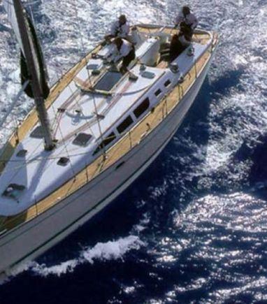 Sailboat Jeanneau Sun Odyssey 43 · 2002 (3)