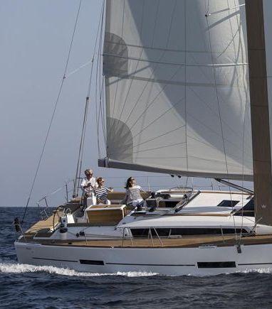Sailboat Dufour 460 Grand Large · 2018 (3)