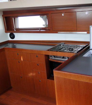 Sailboat Beneteau Oceanis 48 · 2014 (3)