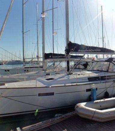 Sailboat Beneteau Oceanis 45 · 2017 (3)