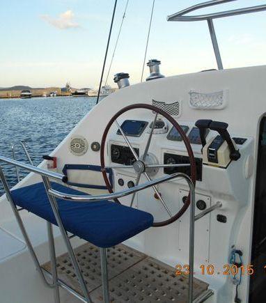 Catamarán Lagoon 410 S2 - 2003 (reacondicionamiento 2013) (3)