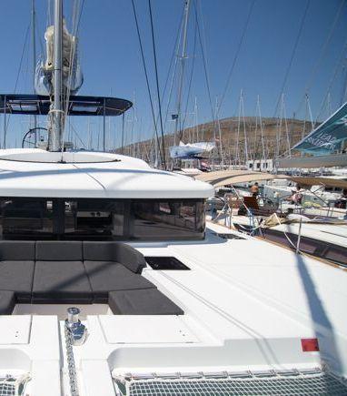Catamaran Lagoon 52 · 2018 (3)