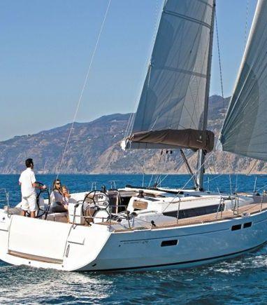 Sailboat Jeanneau Sun Odyssey 519 · 2018 (3)
