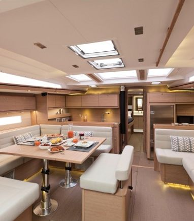Barca a vela Dufour 560 · 2015 (3)