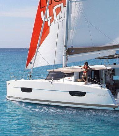 Catamaran Fountaine Pajot Lucia 40 · 2019 (3)