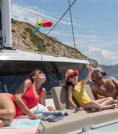 Catamaran Fountaine Pajot Astrea 42 · 2020 (3)