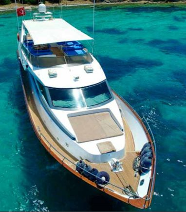 Motorboat Motoryacht Motoryacht · 2002 (refit 2020) (3)