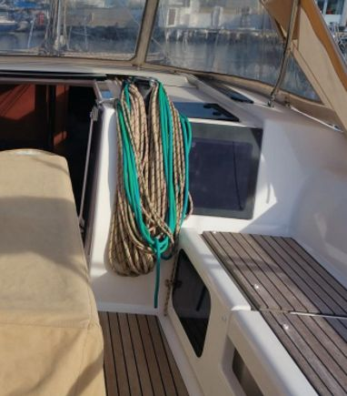 Sailboat Dufour 410 · 2014 (3)