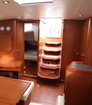 Sailboat Beneteau Oceanis 45 · 2014 (3)