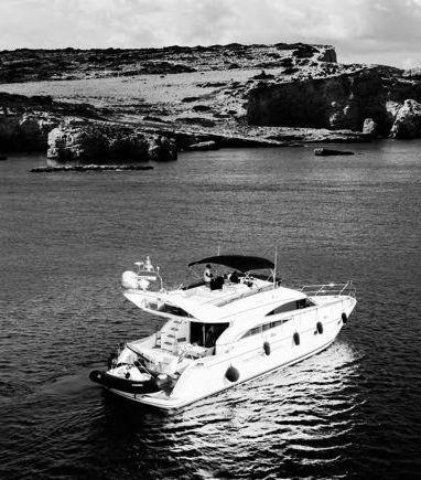 Motorboat Princess 61 · 2004 (refit 2018) (3)