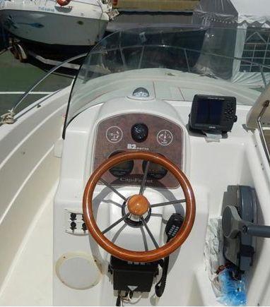 Motorboat Ferretti 650 Open · 2009 (3)