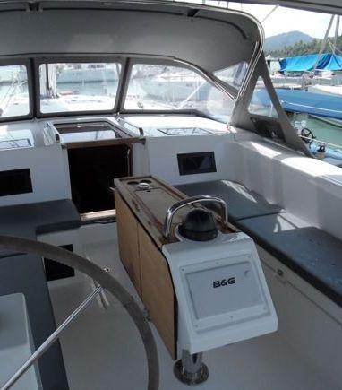 Sailboat Bavaria Cruiser 45 · 2018 (3)