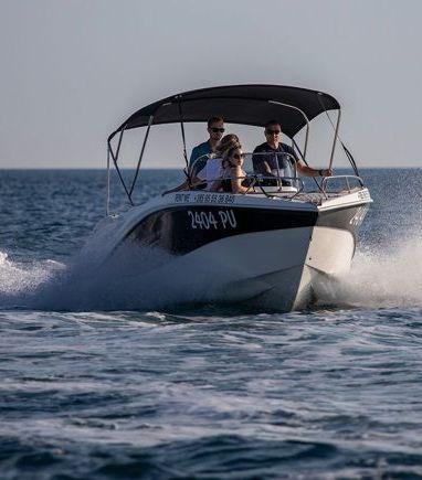 Sportboot Barracuda 545 Open - 2017 (Umbau 2021) (3)