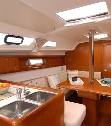 Sailboat Beneteau Oceanis 34 · 2016 (3)
