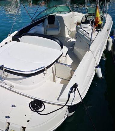 Motorboat Monterey 263 · 2017 (refit 2019) (3)