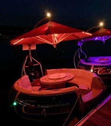 Motorboat bbq-donut Grillboot Type 2 · 2014 (3)