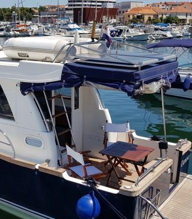 Barco a motor Adria Event 850 · 2011 (reacondicionamiento 2016) (3)