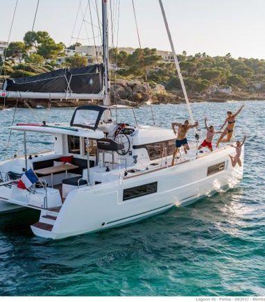 Catamaran Lagoon 40 · 2020 (3)