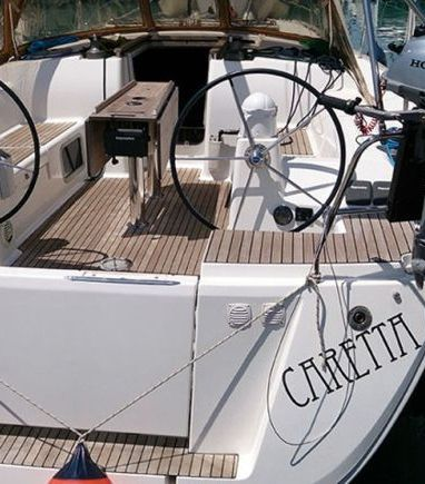 Barca a vela Dufour 375 · 2013 (3)