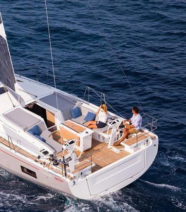 Sailboat Beneteau Oceanis 461 · 2020 (3)