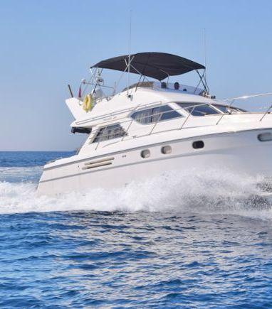 Motorboot Princess 48 · 1997 (Umbau 2015) (3)