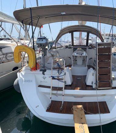Sailboat Jeanneau Sun Odyssey 45 · 2007 (refit 2019) (3)