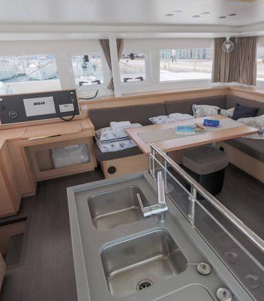 Catamaran Lagoon 450 F · 2017 (3)