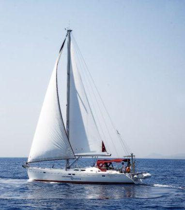 Velero Beneteau Oceanis 473 - 2002 (reacondicionamiento 2014) (3)