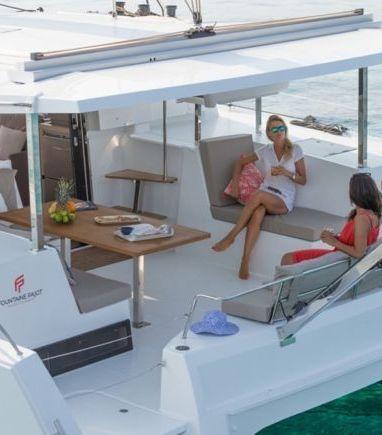Catamaran Fountaine Pajot Lucia 40 · 2020 (3)